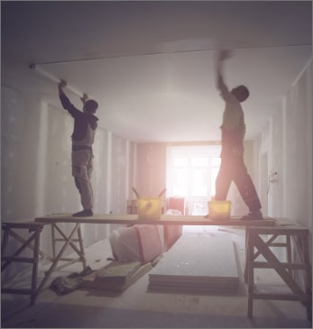 Domestic building projects